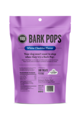 Bixbi Bixbi Bark Pops White Cheddar Dog Treats 4oz