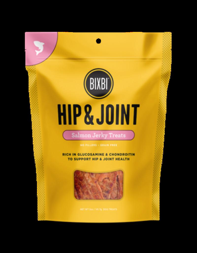 Bixbi Bixbi Hip & Joint Salmon Jerky Dog Treat 4oz