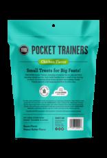Bixbi Bixbi Pocket Trainers Chicken Dog Treat 6oz
