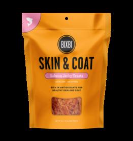 Bixbi Bixbi Skin & Coat Salmon Jerky Dog Treat 4oz