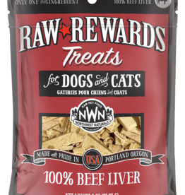 Northwest Naturals Northwest Naturals Freeze Dried Dog & Cat Treat Beef Liver 3oz