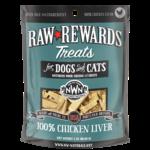 Northwest Naturals Northwest Naturals Freeze Dried Dog & Cat Treat Chicken Liver 3oz