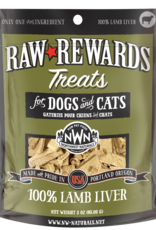 Northwest Naturals Northwest Naturals Freeze Dried Dog & Cat Treat Lamb Liver 3oz