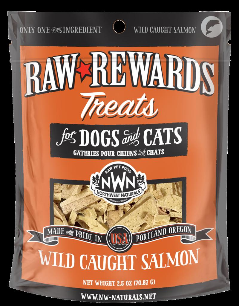 Northwest Naturals Northwest Naturals Freeze Dried Dog & Cat Treat Salmon 2.5oz
