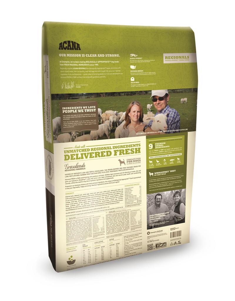 Acana Acana Regionals Grasslands Dog Food