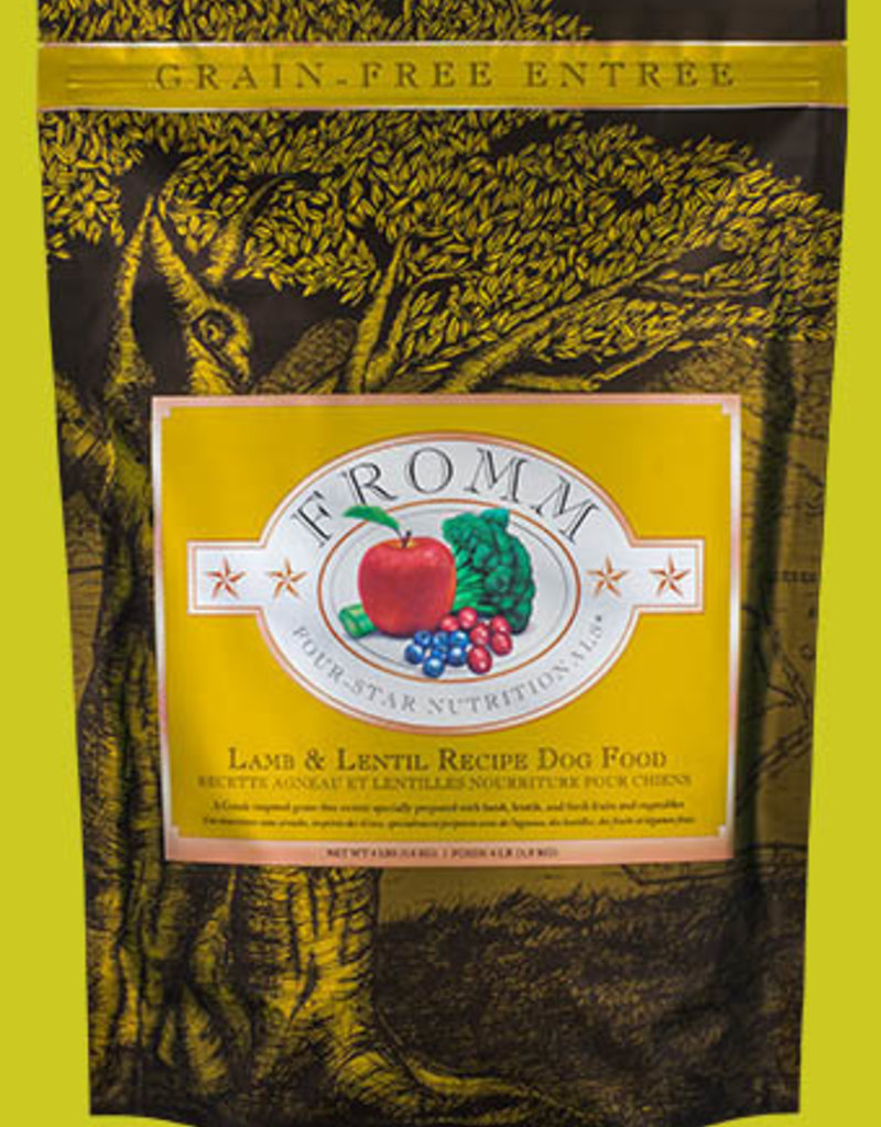 Fromm Family Fromm Lamb & Lentil Dog Food