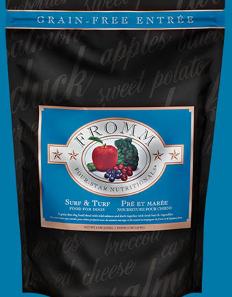 Fromm Family Fromm Surf & Turf Dog Food