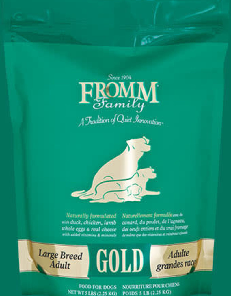 Fromm Family Fromm Large Breed Adult Gold Dog Food