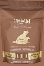 Fromm Family Fromm Weight Management Gold Dog Food