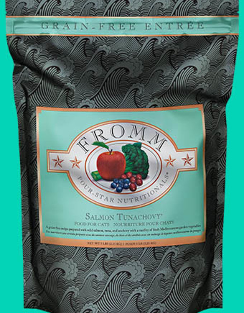 Fromm Family Fromm Salmon Tunachovy Cat Food