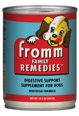 Fromm Family Fromm Remedies Digestive Support Whitefish Dog Supplement 12.2oz