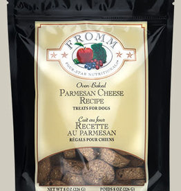 Fromm Family Fromm Parmesan Cheese Dog Treats 8oz