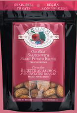 Fromm Family Fromm Salmon with Sweet Potato Dog Treats 8oz