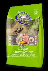 Nutrisource NutriSource Grain Free Weight Management Dog Food