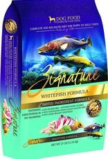 Zignature Zignature Whitefish Dog Food