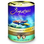 Zignature Zignature Whitefish Canned Dog Food 13oz
