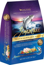 Zignature Zignature Trout and Salmon Dog Food