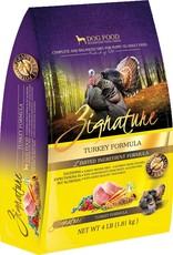 Zignature Zignature Turkey Dog Food