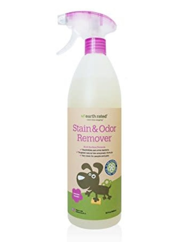 Earth Rated Earth Rated Stain & Odor Remover Lavender 32oz