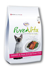 Pure Vita Pure Vita Grain Free Salmon & Pea Cat Food