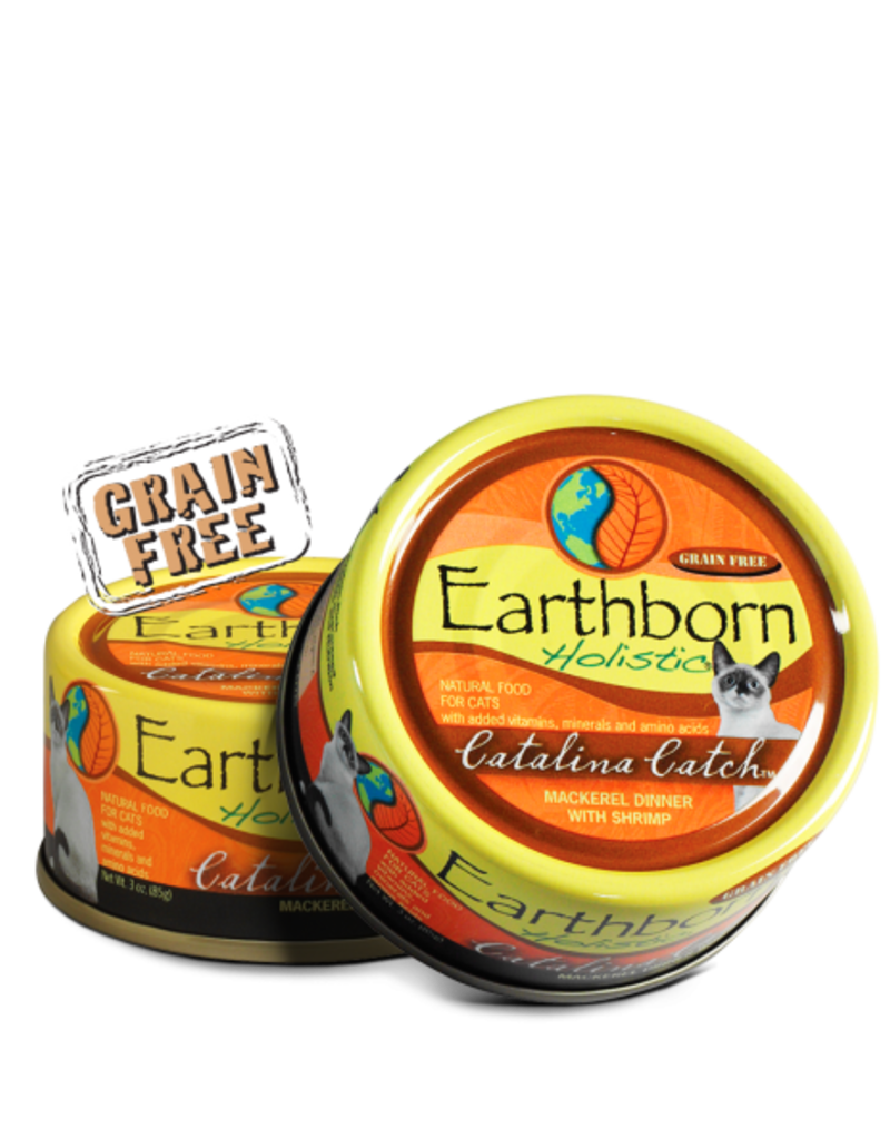 Earthborn Earthborn Catalina Catch Canned Cat Food 5.5oz
