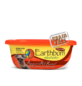 Earthborn Earthborn Pepper's Pot Roast Beef Tub Dog Food 8oz