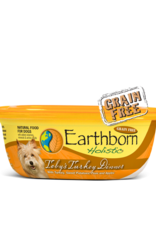 Earthborn Earthborn Toby's Turkey Dinner Tub Dog Food 8oz