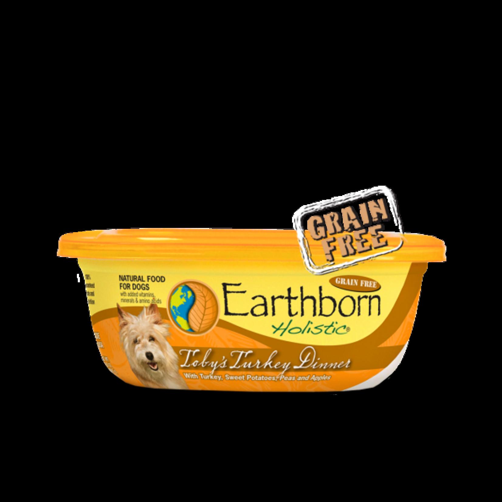 Earthborn Earthborn Toby's Turkey Dinner Tub Dog Food 8oz