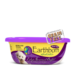 Earthborn Earthborn Lily's Buffet Lamb Tub Dog Food 8oz