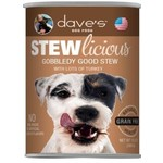 Dave's Pet Food Dave's Stewlicious Gobbledy Good Stew Canned Dog Food 13oz