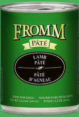 Fromm Family Fromm Lamb Pâté Canned Dog Food 12.2oz