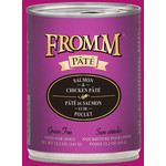 Fromm Family Fromm Salmon & Chicken Pâté Canned Dog Food 12.2oz