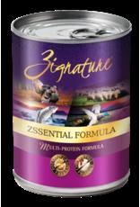 Zignature Zignature Zssentials Dog Food Can 13oz