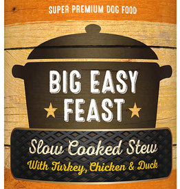Koha KOHA Big Easy Feast Stew Turkey, Chicken & Duck Canned Dog Food 12.7oz