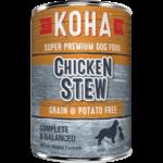 Koha KOHA Chicken Stew Canned Dog Food 12.7oz