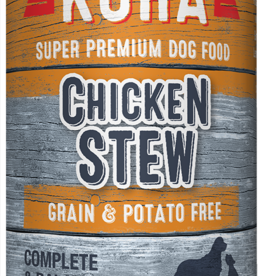Koha KOHA Chicken Stew Canned Dog Food 12.7oz