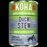 Koha KOHA GF Duck Stew Can Dog 12.7oz