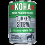 Koha KOHA Turkey Stew Canned Dog Food 12.7oz