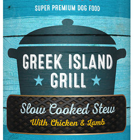 Koha KOHA Greek Island Grill Stew Chicken & Lamb Canned Dog Food 12.7oz