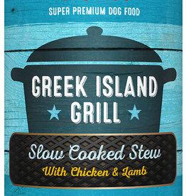 Koha KOHA Greek Island Grill Stew Chicken & Lamb Canned Dog Food 12.7oz