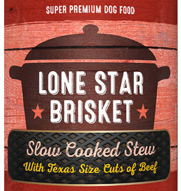 Koha KOHA Lone Star Brisket Stew Beef Canned Dog Food 12.7oz