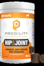 Nootie Nootie Progility Hip & Joint Soft Chew Dog 90ct
