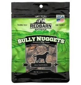 Red Barn REDBARN Bully Nuggets Treats Dog 3.9oz