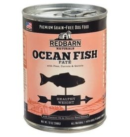 Red Barn REDBARN Ocean Fish Pate Weight Can Dog 13oz