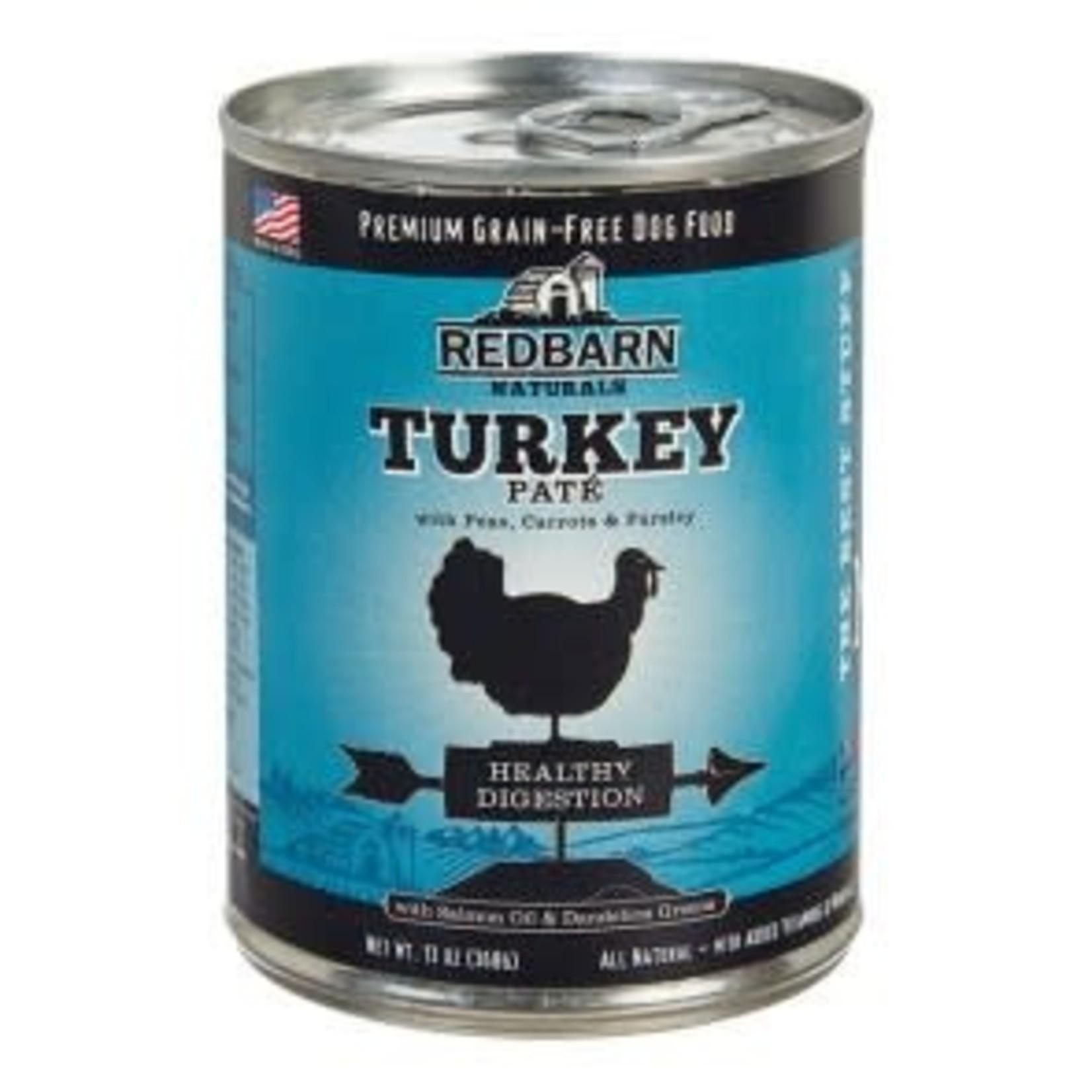Red Barn REDBARN Turkey Pate Digest Can Dog 13oz
