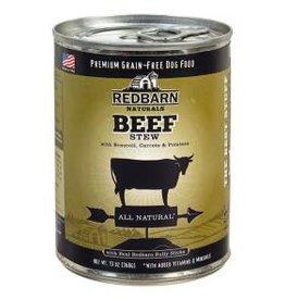 Red Barn REDBARN Beef Stew Can Dog 13oz