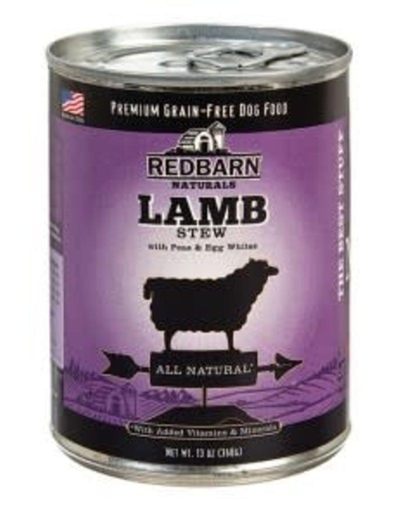 Red Barn REDBARN Lamb Stew Can Dog 13oz