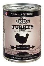 Red Barn REDBARN Turkey Stew Can Dog 13oz