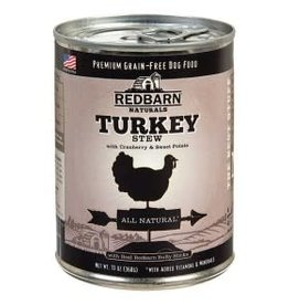 Red Barn REDBARN Turkey Stew Can Dog 13oz