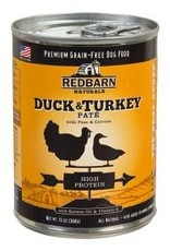 Red Barn REDBARN Duck & Turkey Pate Can Dog 13oz